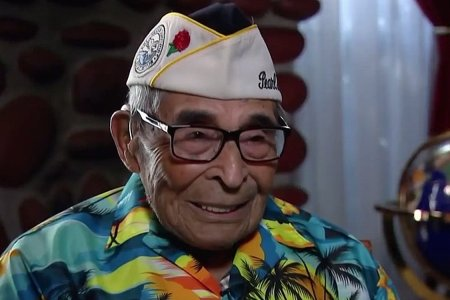 The Oldest Known Pearl Harbor Survivor Is a Gym Rat
