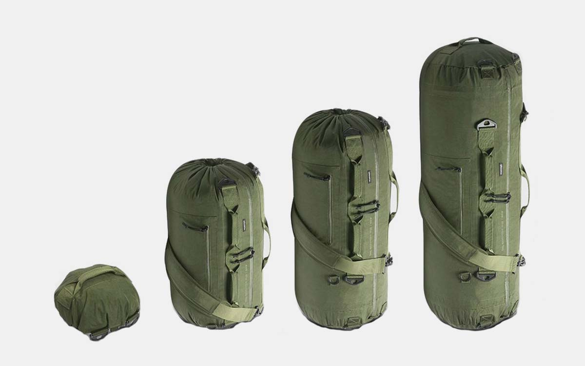This Expandable Duffel Will Replace All Your Other Bags