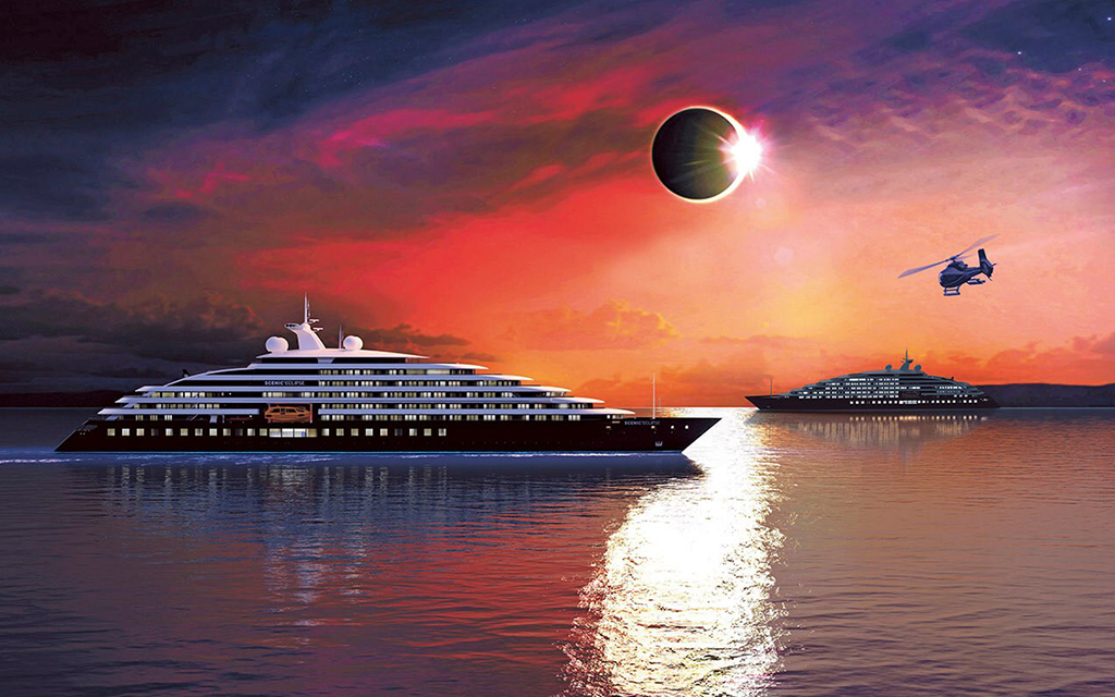 2019 Best Travel Experiences Eclipse Cruise