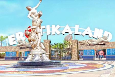 Hanky-Panky Strictly Forbidden at Brazil's New Sex Theme Park