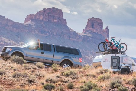 This Super-Agile Teardrop Goes Where Bigger Campers Simply Cannot