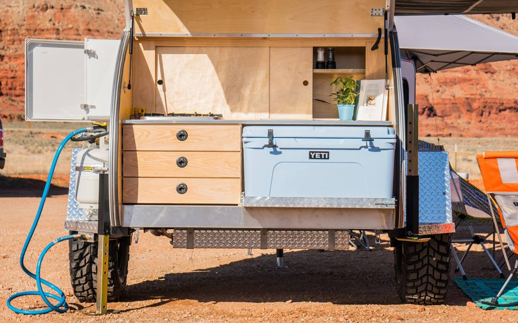 Escapod Build-to-Order Adventure Trailers - InsideHook