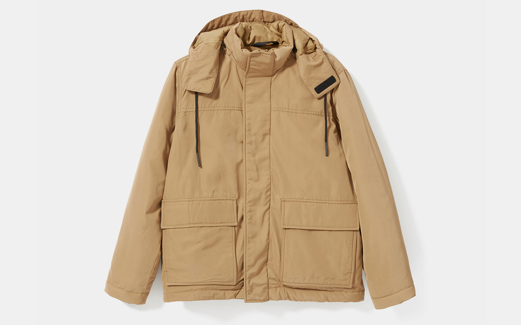 Everlane Short Parka