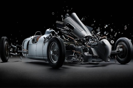 Watching Iconic Sports Cars Explode Is Less Heartbreaking Than Imagined