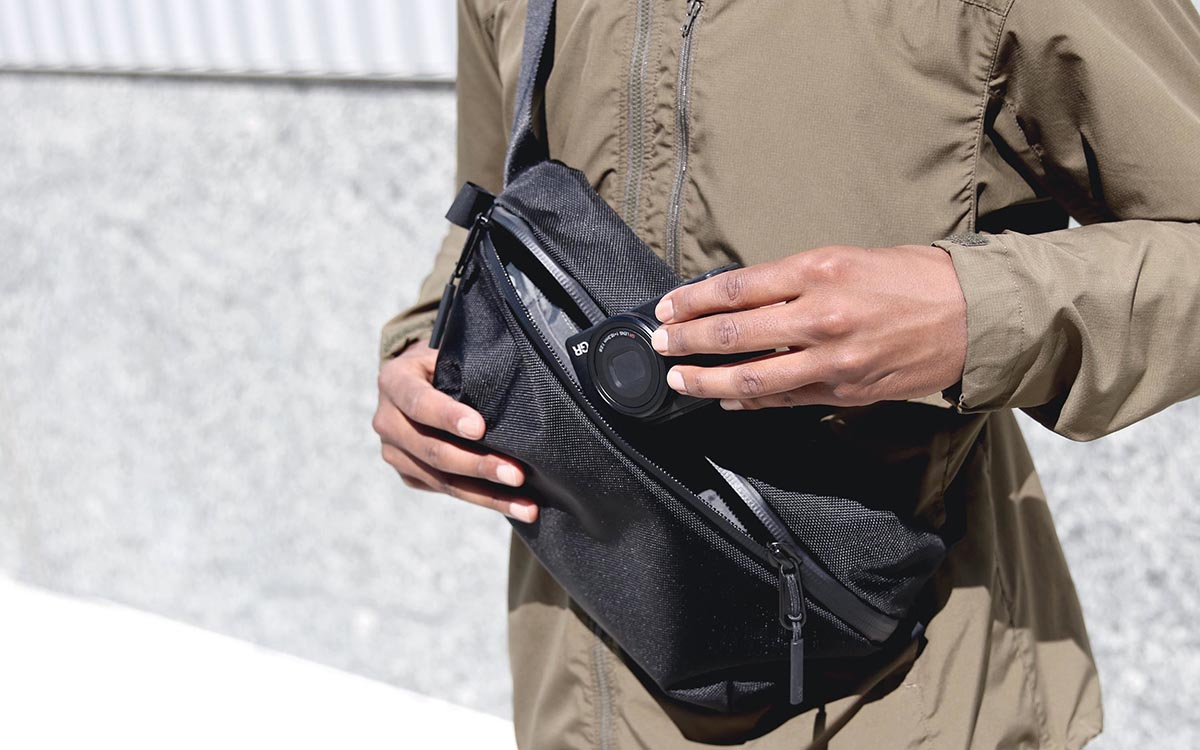 In Defense of the Fanny Pack, a Tragically Underrated Commuter Bag