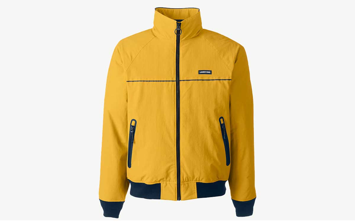 The Iconic Land's End Squall Jacket is 30% Off