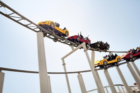 Grab Your Int'l Driver's License: More Ferrari Theme Parks Are Coming