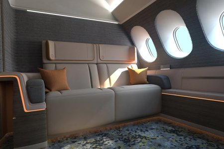 The Future of First Class Is a Hotel Suite With Wings