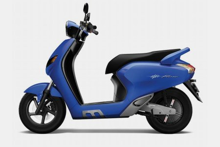 This Electric Scooter Uses AI to Constantly Improve Driver Experience