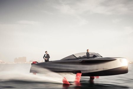 This 'Flying Yacht' Promises the Smoothest Ride of Your Life