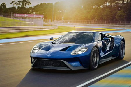 The Ford GT Is Back and Now Accepting Applications for Ownership