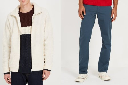 May We Interest You in Some $20 Chinos, $30 Fleece and $70 Blazers?