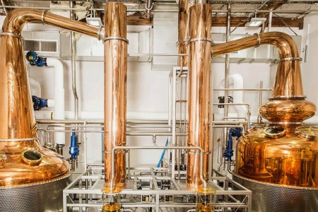 Napa's Most Innovative Craft Distillery Makes … Gin?