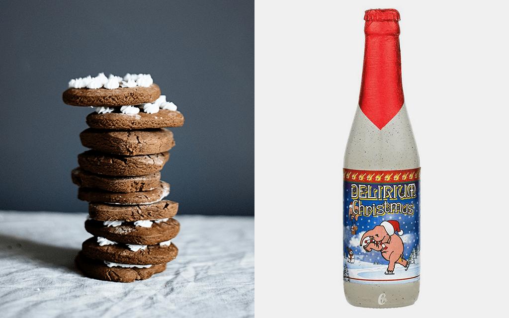 Best Beer Pairing Gingerbread Cookies