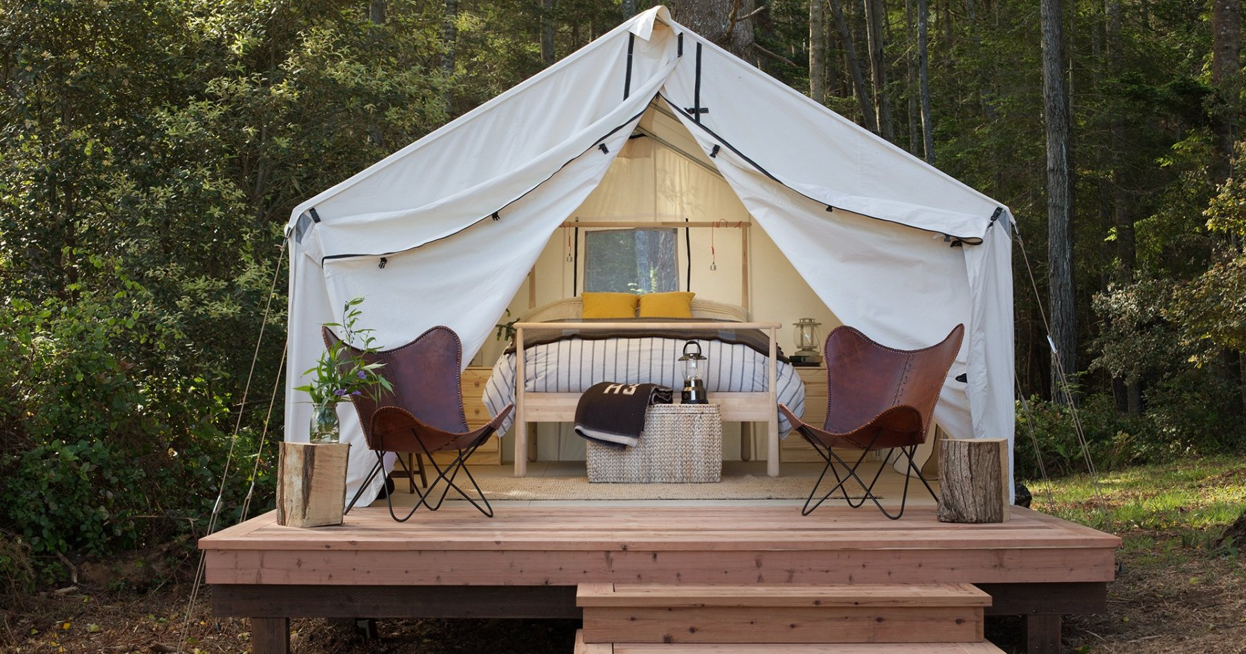 Book This Stellar Glampsite Now — or Regret It Later