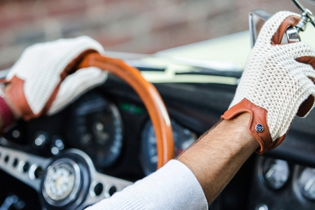 The Range: Driving Gloves