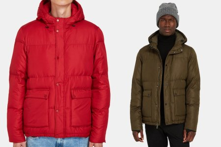 Pillage Frank and Oak for $100 Puffer Jackets, Other Economical Winter Layers