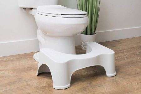 I've Recommended the Squatty Potty for a Year. Now Science Backs It Up.