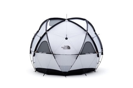 The North Face's New Geodesic Dome Tent Can Handle 60-MPH Winds