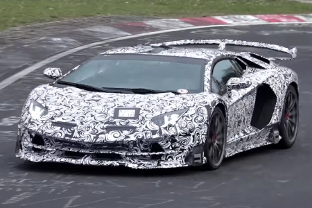 Here Are All the Recklessly Fast Cars Testing at Nürburgring Right Now