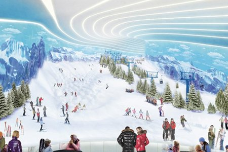 New Jersey to Open North America's First Indoor Ski Area, Finally