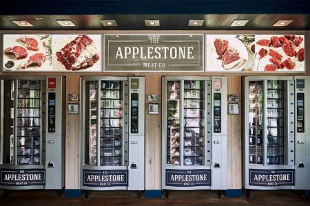 The Future of Buying Meat Is Here and It Includes 24/7 Vending Machines