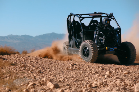 Nikola's New Electric ATV Is More Powerful Than a Pickup