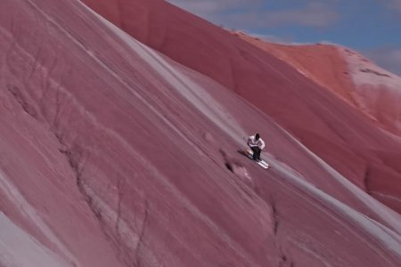 Holy Sh*t: Candide Thovex Just Skied the Great Wall of China