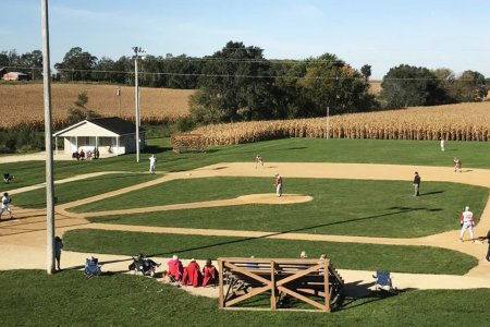 Who's Up for an Overnight at the 'Field of Dreams' Farm?