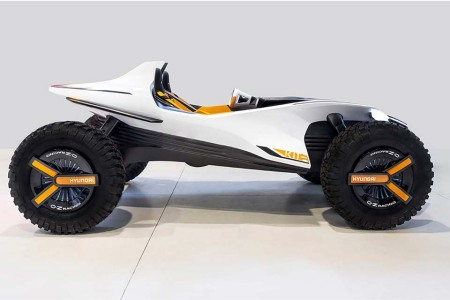Hyundai Claims Their New Dune Buggy Can Convert Into a Jet Ski