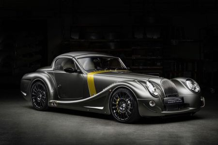 Feast Your Eyes on Morgan's Aero GT, the Last of a Dying Species