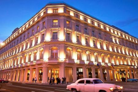 Cuba's First Bona Fide 5-Star Hotel Has Arrived