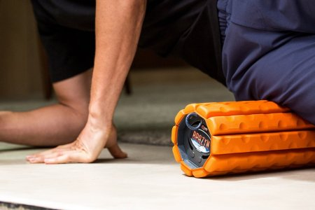 What Can Foam Rollers Do for You? Better Sleep, for Starters.