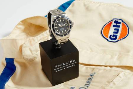 Actually, Steve McQueen's Rolex Submariner Wasn't Lost in a Fire