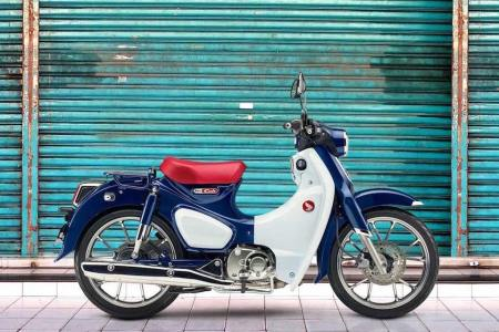 Honda Is Bringing the Super Cub Back to the US After 40 Years