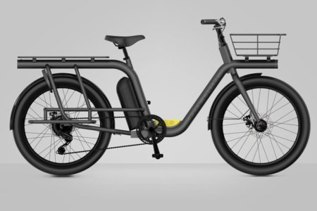 This Cargo-Ready E-Bike Is Engineered to Run All the Errands