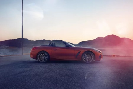 Sorry BMW, Photos of the 2019 Z4 Were Leaked and We're Publishing Them