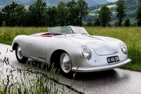 The Original Porsche 356 Is Touring the World