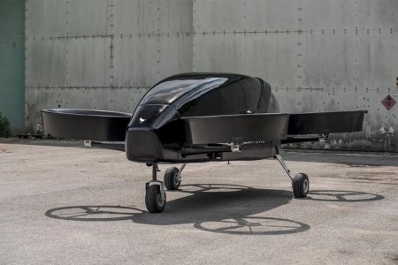The Race to Build a Legal Flying Car Is Well and Truly On