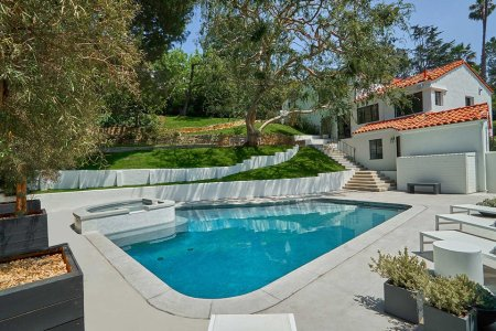 For Sale: The Hollywood Hacienda That Once Housed James Dean