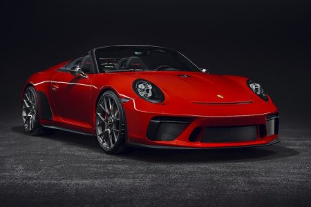 Porsche Just Green-Lit a New 911 Speedster for Production