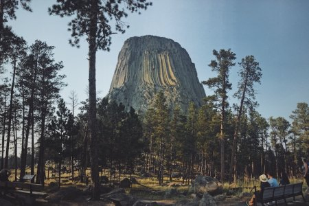 A 91-Year-Old Just Broke a Devils Tower Climbing Record