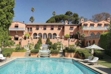 For Sale: JFK and Jackie O's Beverly Hills Honeymoon Mansion