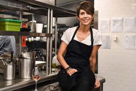 Dominique Crenn's Dinner Series Might Be the Food Event of 2018