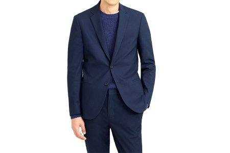 You Can Chuck J.Crew's Newest Suit in the Wash. Seriously.