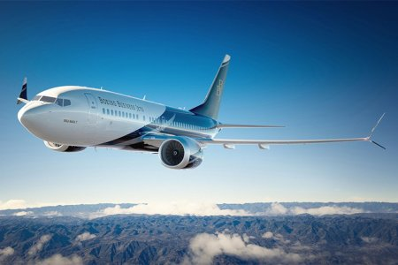 Boeing's New Business Cabin Is a 5-Star Hotel Lounge With Wings