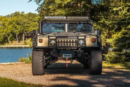 Mil-Spec's Latest Hummer Launch Edition Could Probably Eat a Tank
