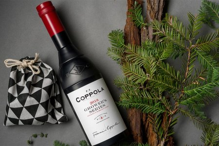 Francis Ford Coppola Wants to Sell You Weed in a Wine Bottle