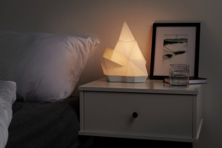 The Ultimate Interior-Design Hack: These Sub-$200 3D-Printed Lamps