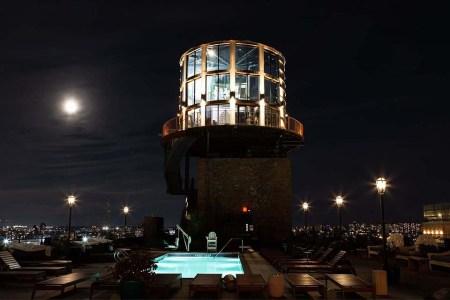 Date Night: Water-Tower Speakeasy